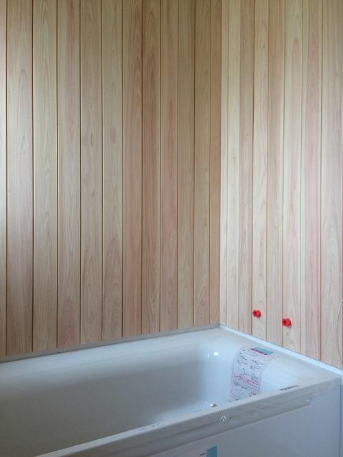 鳥取の建築家 PLUS CASA/お風呂(TOUJOURS増築工事)