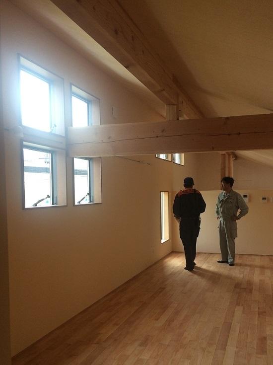 鳥取の建築家 PLUS CASA/TOUJOURS増築工事