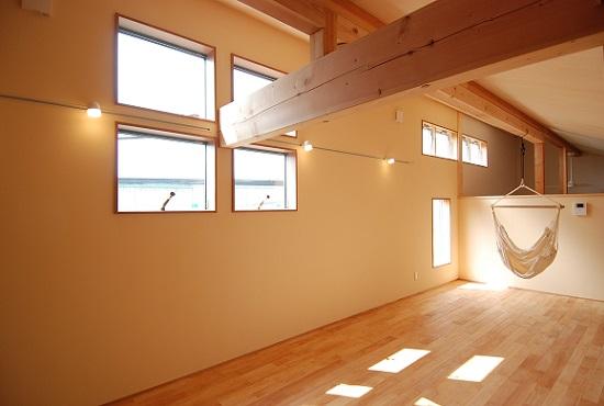 鳥取の建築家 PLUS CASA TOUJOURSの引渡し/リビング