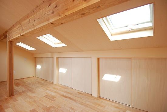 鳥取の建築家 PLUS CASA TOUJOURSの引渡し/寝室