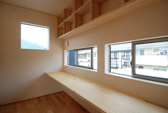 鳥取の建築家 PLUS CASA TOUJOURSの引渡し/アトリエ
