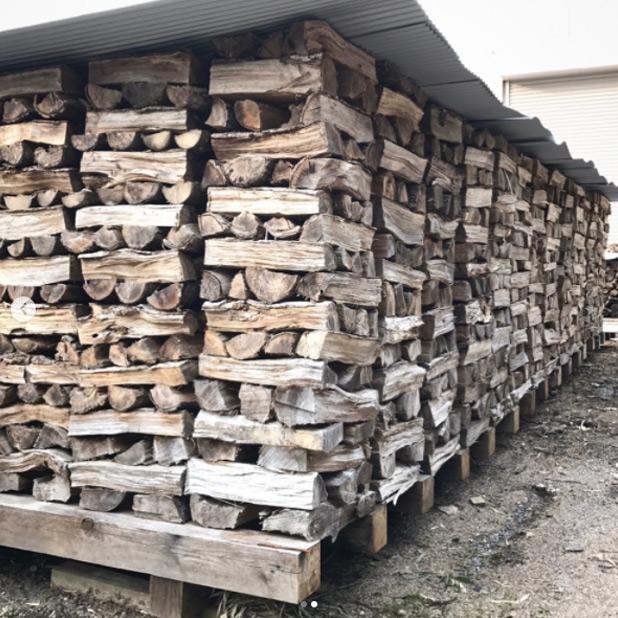 薪の保存方法