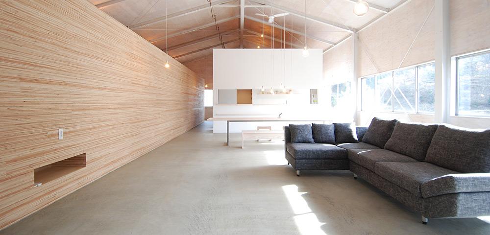鳥取の建築家 PLUS CASA HOME BASE