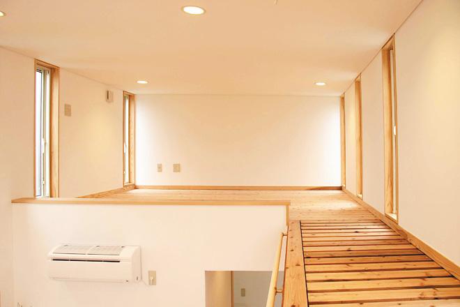 鳥取の建築家PLUS CASA WORKS - case-A/M