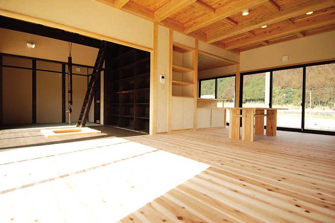 鳥取の建築家PLUS CASA WORKS - case-C/K