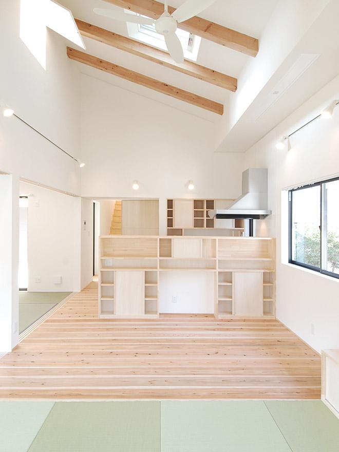 鳥取の建築家PLUS CASA case-C/T