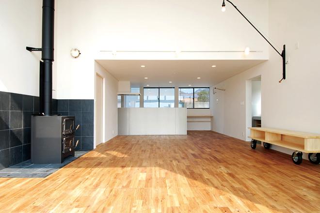 鳥取の建築家PLUS CASA WORKS - case-I/S