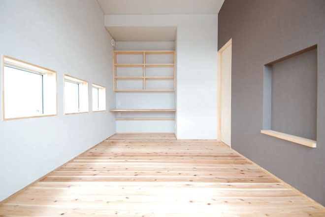 鳥取の建築家PLUS CASA case-Y/T