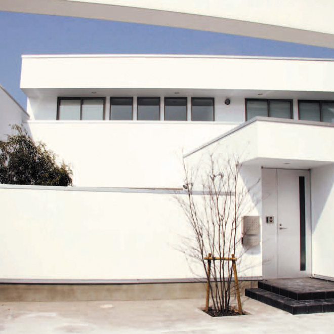 鳥取の建築家 PLUS CASA case-A/K