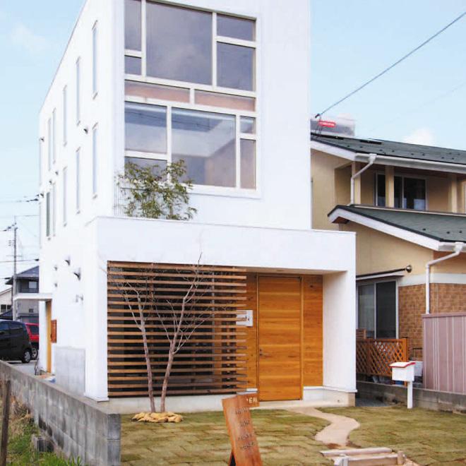 鳥取の建築家 PLUS CASA case-A/M