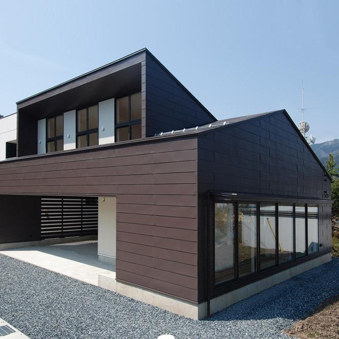 鳥取の建築家 PLUS CASA case-C/T