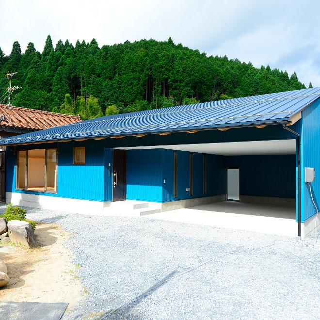 鳥取の建築家 PLUS CASA case-C/U