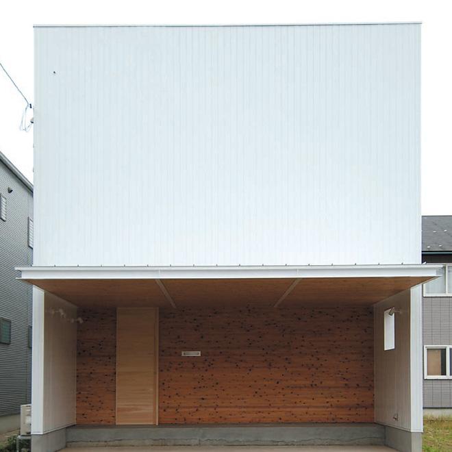鳥取の建築家 PLUS CASA case-H/A