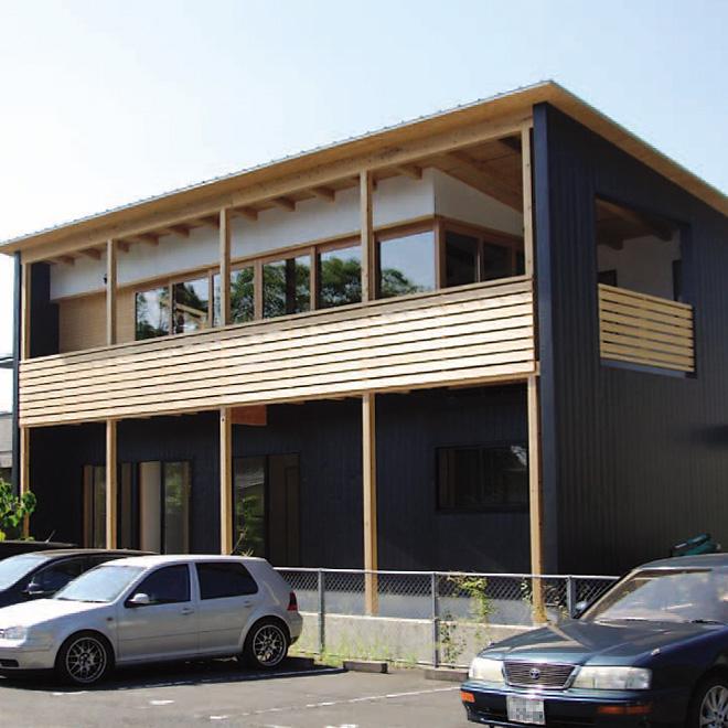 鳥取の建築家 PLUS CASA case-H/I
