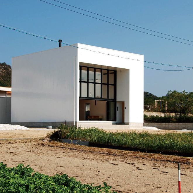 鳥取の建築家 PLUS CASA case-I/S