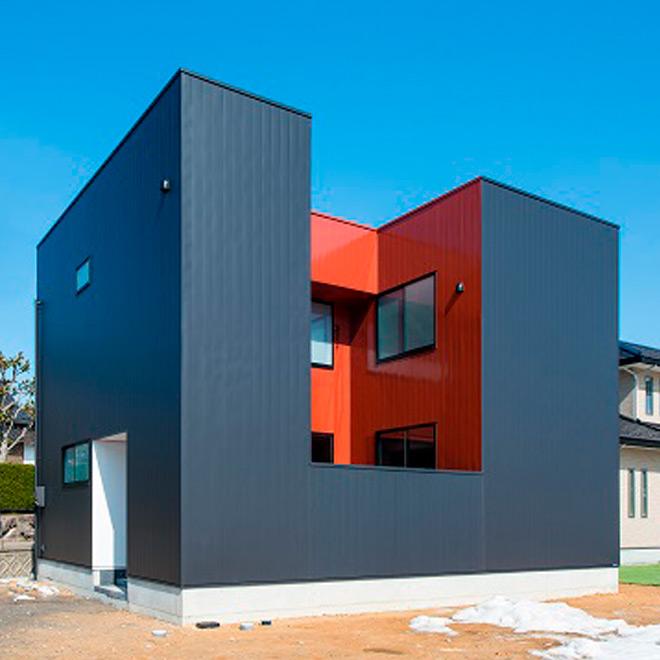 鳥取の建築家 PLUS CASA case-I/Y