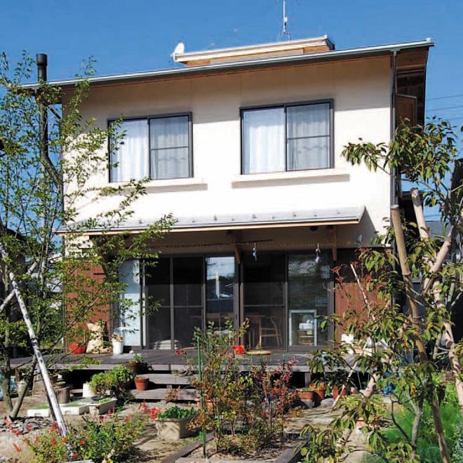 鳥取の建築家 PLUS CASA case-K/A
