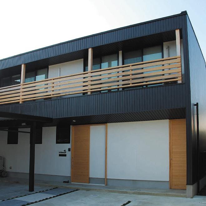 鳥取の建築家 PLUS CASA case-K/N