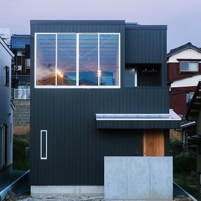 鳥取の建築家 PLUS CASA case-KR/A