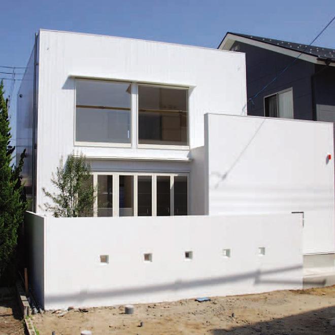 鳥取の建築家 PLUS CASA case-K/T