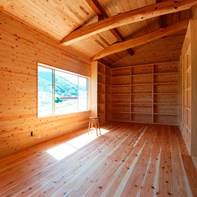 鳥取の建築家 PLUS CASA case-M/K