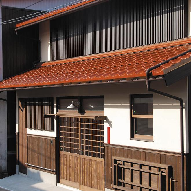 鳥取の建築家 PLUS CASA case-M/T