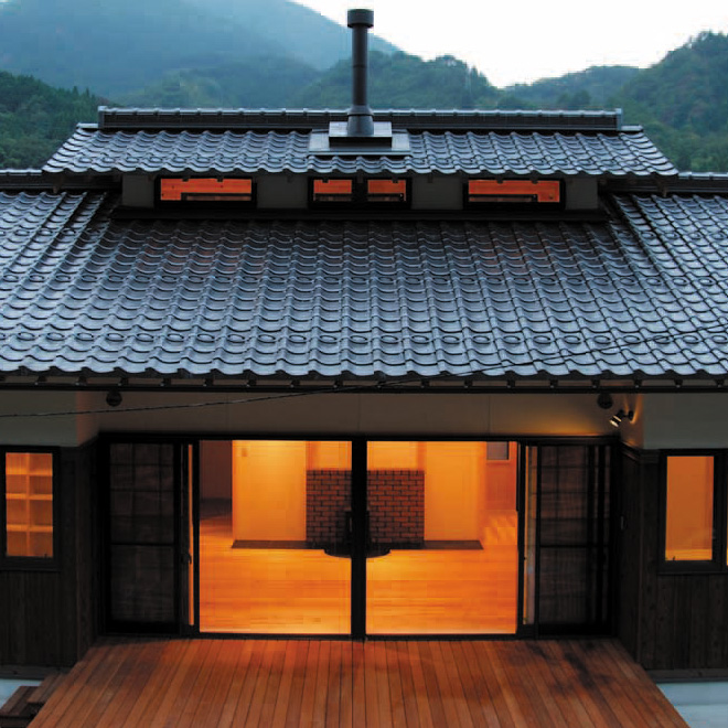 鳥取の建築家 PLUS CASA case-S/A