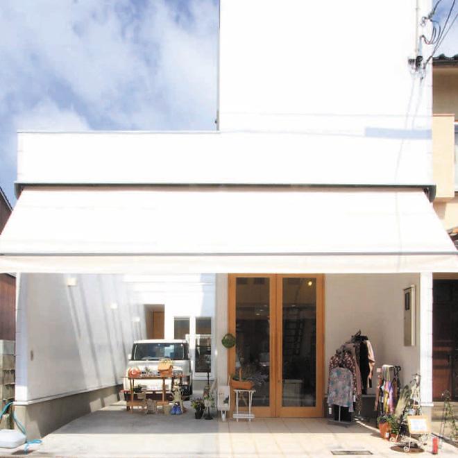 鳥取の建築家 PLUS CASA case-S/E