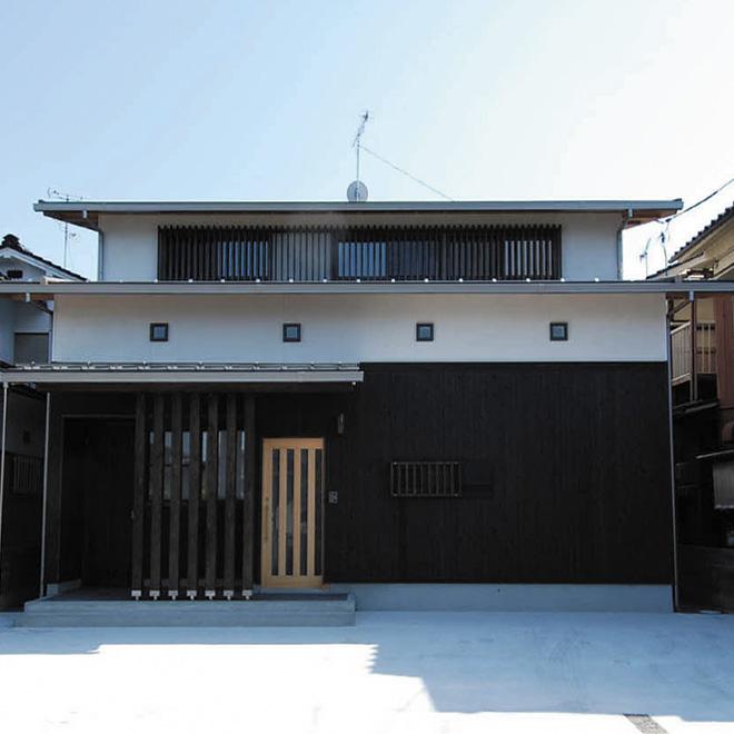 鳥取の建築家 PLUS CASA case-S/F