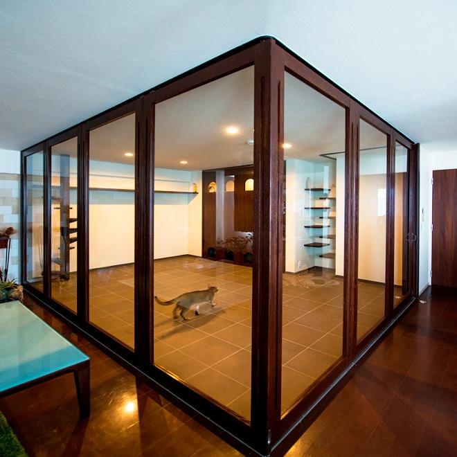 鳥取の建築家 PLUS CASA case-S/N