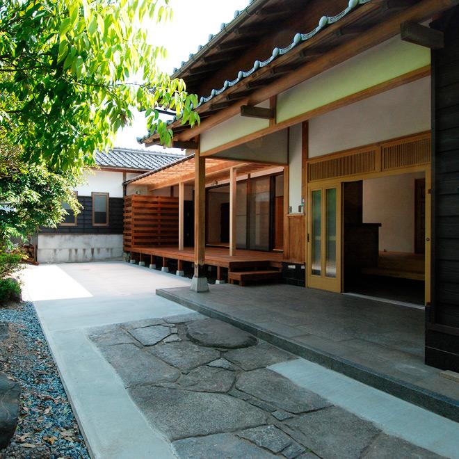 鳥取の建築家 PLUS CASA case-S/T