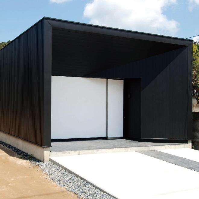鳥取の建築家 PLUS CASA case-T/S
