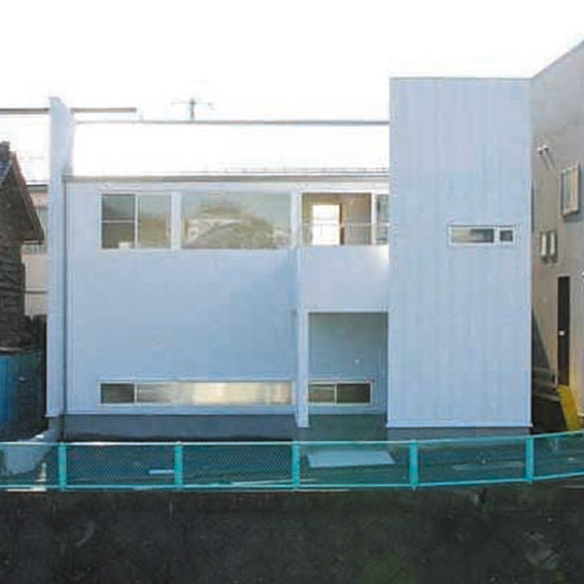 鳥取の建築家 PLUS CASA case-Y/S