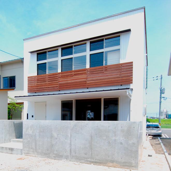 鳥取の建築家 PLUS CASA case-Y/T