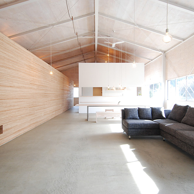 鳥取の建築家 PLUS CASA HOMEBASE